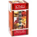 Jones Variace černých čajů Fuity mix 5 x 5 x 2g