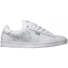 DVS REVIVAL 2 WHITE GREY LEATHER a77d95c491