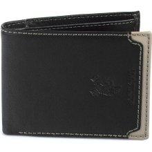 Harvey Miller Polo Club 5031 270 E pánská kožená peněženka černá