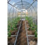 Volya LLC Polykarbonátový skleník DVUSHKA 2 x 2 m
