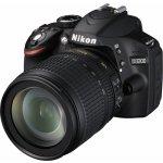 Digitální fotoaparáty NIKON