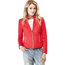 Guess dámská bunda červená