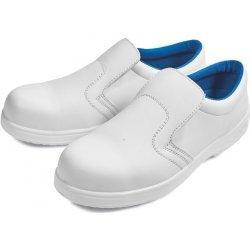 0c02134941f Pracovní obuv RAVEN WHITE Moccasin O2 bílá
