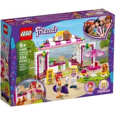LEGO Kavárna v parku městečka Heartlake 41426