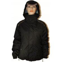 Halti Curl Jacket black dámská bunda