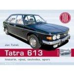 Tuček Jan - Tatra 613 -- historie, vývoj, technika, sport