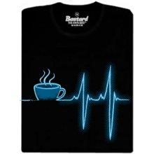 Bastard Coffee help tričko