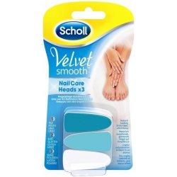 Scholl Velvet Smooth Diamond náhradní hlavice 2 kusy