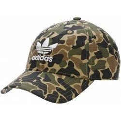 dbeaed63190 Kšíltovka Adidas Originals Camo Baseball Dark Sahara