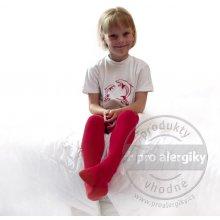Tatrasvit punčocháče červená