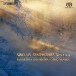 Sibelius Jean: Symphonies No.1 & 4