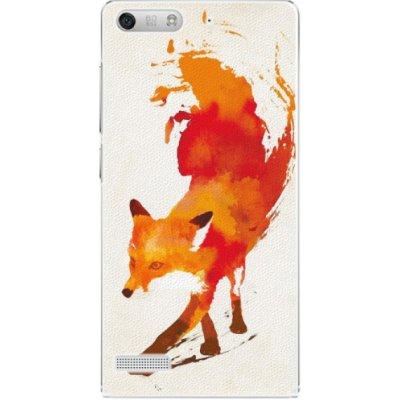 Pouzdro iSaprio Fast Fox Huawei Ascend G6