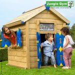 Dětský domeček Jungle Gym Playhouse Grow with me