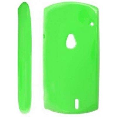 Pouzdro JELLY CASE SAMSUNG S6500 GALAXY Mini II zelené