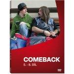 Comeback 3: 9 - 12 díl DVD