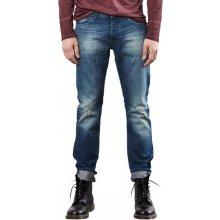 s.Oliver pánské jeansy tmavě modrá