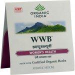 Organic India Zdraví pro ženu kapsle 4 ks