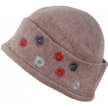 Art of Polo Dámský vlněný klobouk hnědý 821dba8561