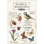 Bohemia Gifts Cosmetics Aromatická vonná karta Natura 10,5 x 16 cm