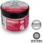 Iceveda harmonizující bylinná sůl do koupele Arktická růže a lotos 300 ml