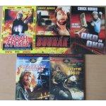 Kolekce Chuck Norris - 7 DVD