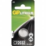Baterie GP CR2032 1ks