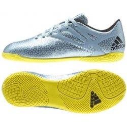 Adidas Performance Sálovky Messi 15.4 B32901 šedá e451ddb00c