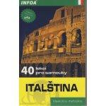 Italština - 40 lekcí pro samouky - kniha + 2 audio CD