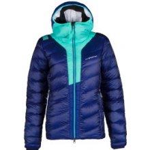 La Sportiva Frequency Down Jacket W Iris Blue Mint modrá