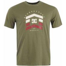 DC Startra T Shirt Mens Green