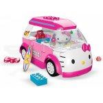 MEGA BLOKS Micro Hello Kitty karavan