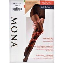 f7f9d6d73fa Dámské punčochové kalhoty Mona Relax 20 DEN visone