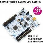 NUCLEO-F446RE STM32 Nucleo-64 vývojová deska s čipem STM32F446RET6 pro Arduino