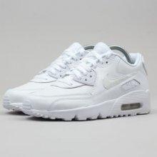 Nike Air Max 90 (GS) bílé / bílé