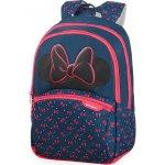 Samsonite batoh Disney Ultimate růžový/tm. modrý