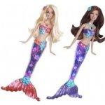 Mattel Barbie Mattel Barbie svítící mořská panna
