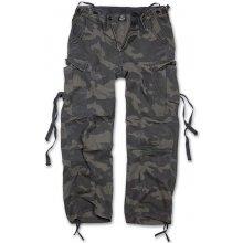 Brandit kalhoty M65 Vintage trouser darkcamo