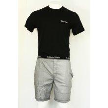a58ae81e9 Calvin Klein 1534 pánské pyžamo krátké vícebarevné