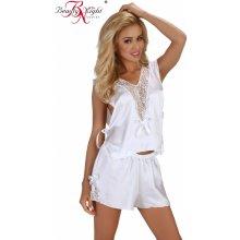 Beauty Night Fashion Erotická souprava Mellissa white biela
