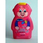 On Line Kids šampon 2v1 limonade 250 ml
