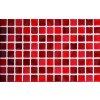 Porcelanosa Murano rojo - obkládačka mozaika 20 x 31,6 červená