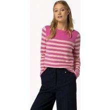 4907ed0cdc3 Tommy Hilfiger dámský růžový svetřík Ivy