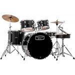 Mapex TND5294FTCDK Tornado V2 Fusion 20 Drumset Black