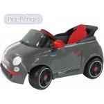 Peg-Pérego Fiat 500S grey