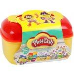 Alltoys Play-Doh hrací kufřík + modelína