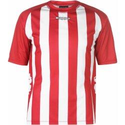 76cc5aa324e0f Kappa Barletta Short Sleeve T Shirt Mens Red/White