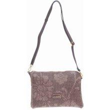 Kimmidoll dámská kabelka 25657-1 hnědá