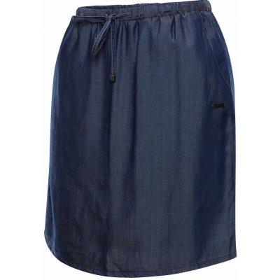 Alpine Pro Voria dámská sukně L LSKT291602 modrá / tyrkysově modrá