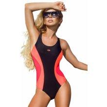 Winner Paula jednodílné plavky černá 5153e9e5a0