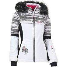 ALTISPORT DONJA dámská zimní bunda ALLW16131 BÍLÁ